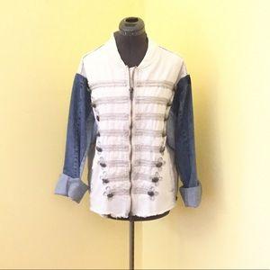 Women S Oversized Denim Jackets Poshmark